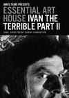 Ivan the Terrible, Part II box cover