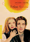 Before Sunrise box cover
