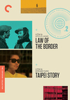 Law of the Border box cover