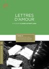 Lettres d'amour box cover
