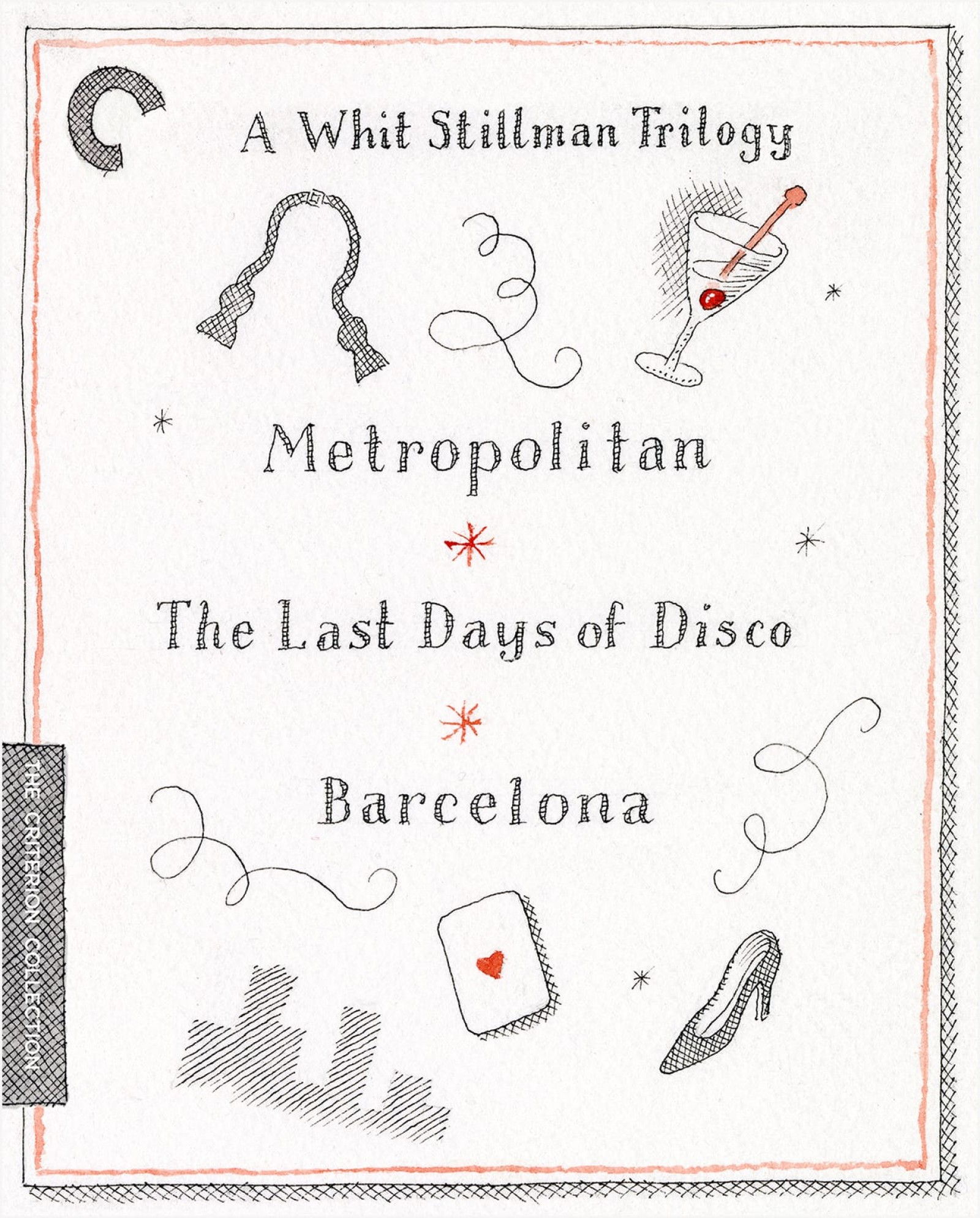 A Whit Stillman Trilogy: Metropolitan, Barcelona, The Last Days of Disco