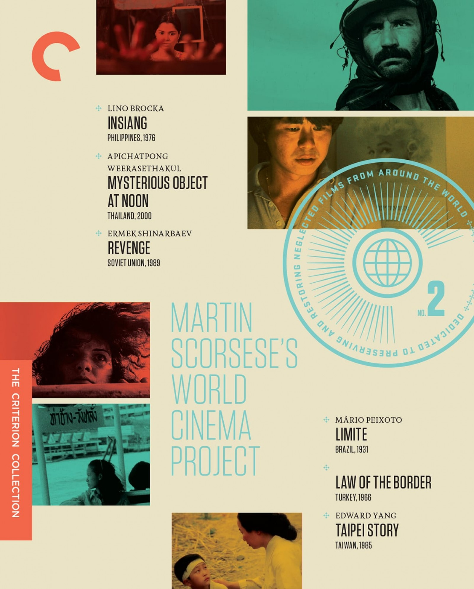 Martin Scorsese's World Cinema Project No. 2