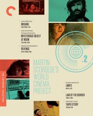 Martin Scorsese's World Cinema Project No. 2