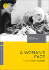 A Woman's Face box cover