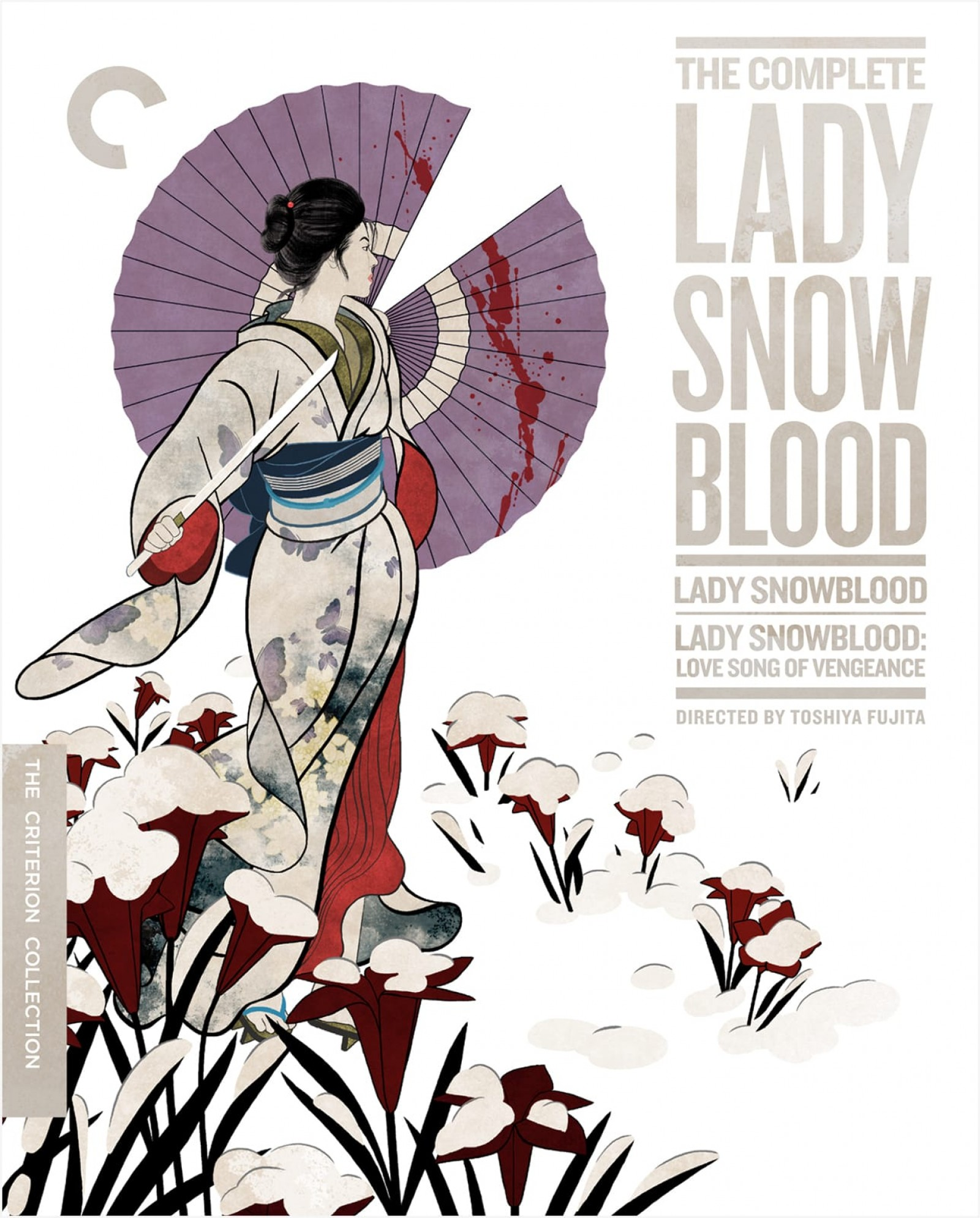 The Complete Lady Snowblood