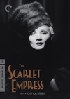 The Scarlet Empress box cover