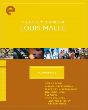 Eclipse Series 2: The Documentaries of Louis Malle