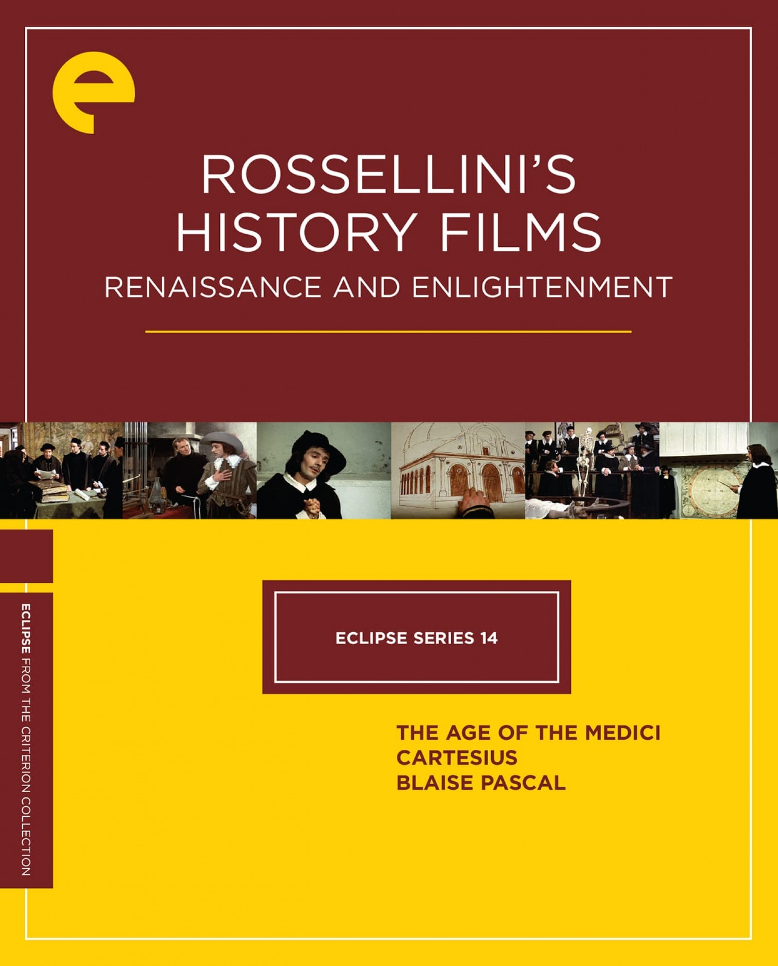 Eclipse Series 14: Rossellini's History Films—Renaissance and Enlightenment