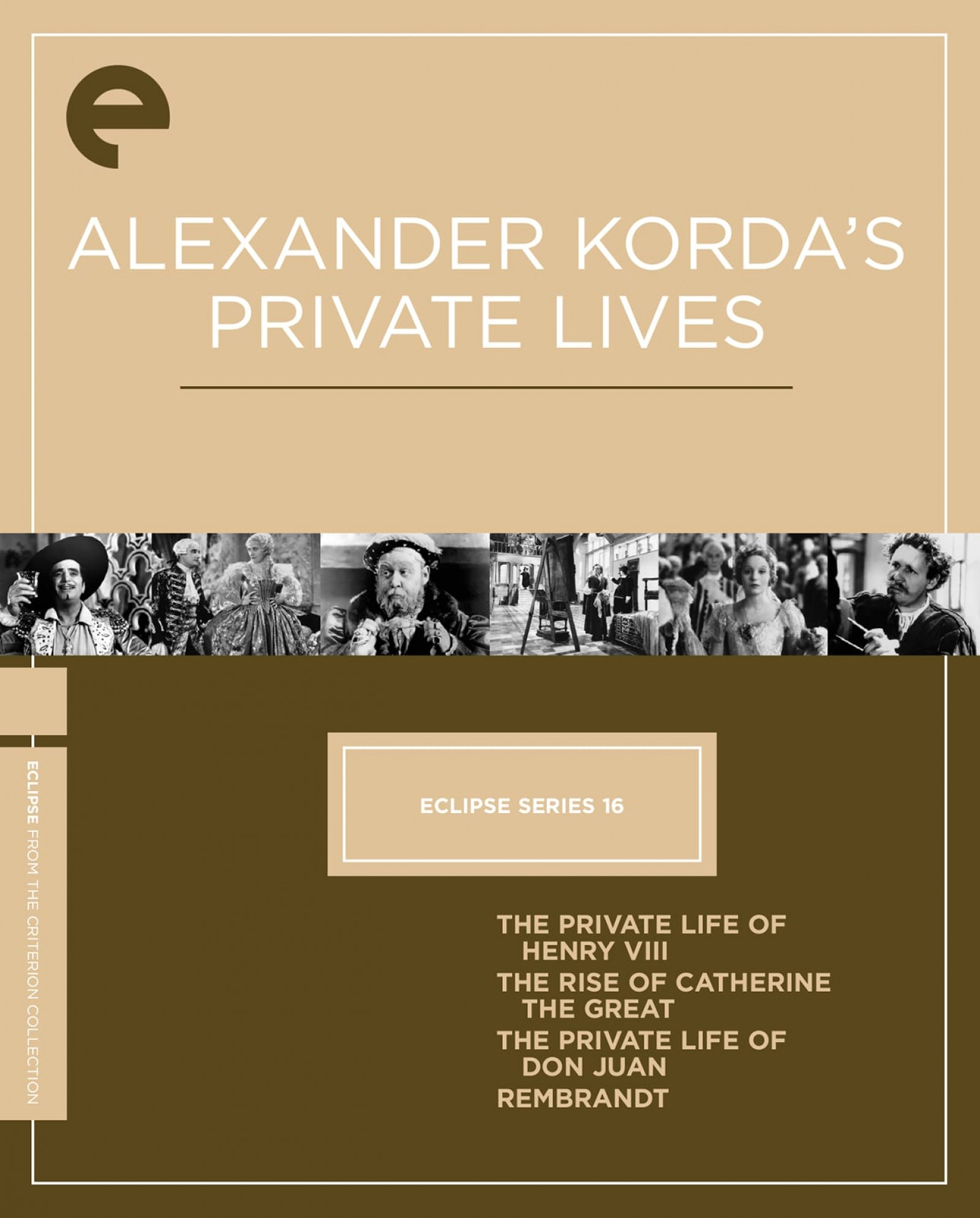 Eclipse Series 16: Alexander Korda's Private Lives