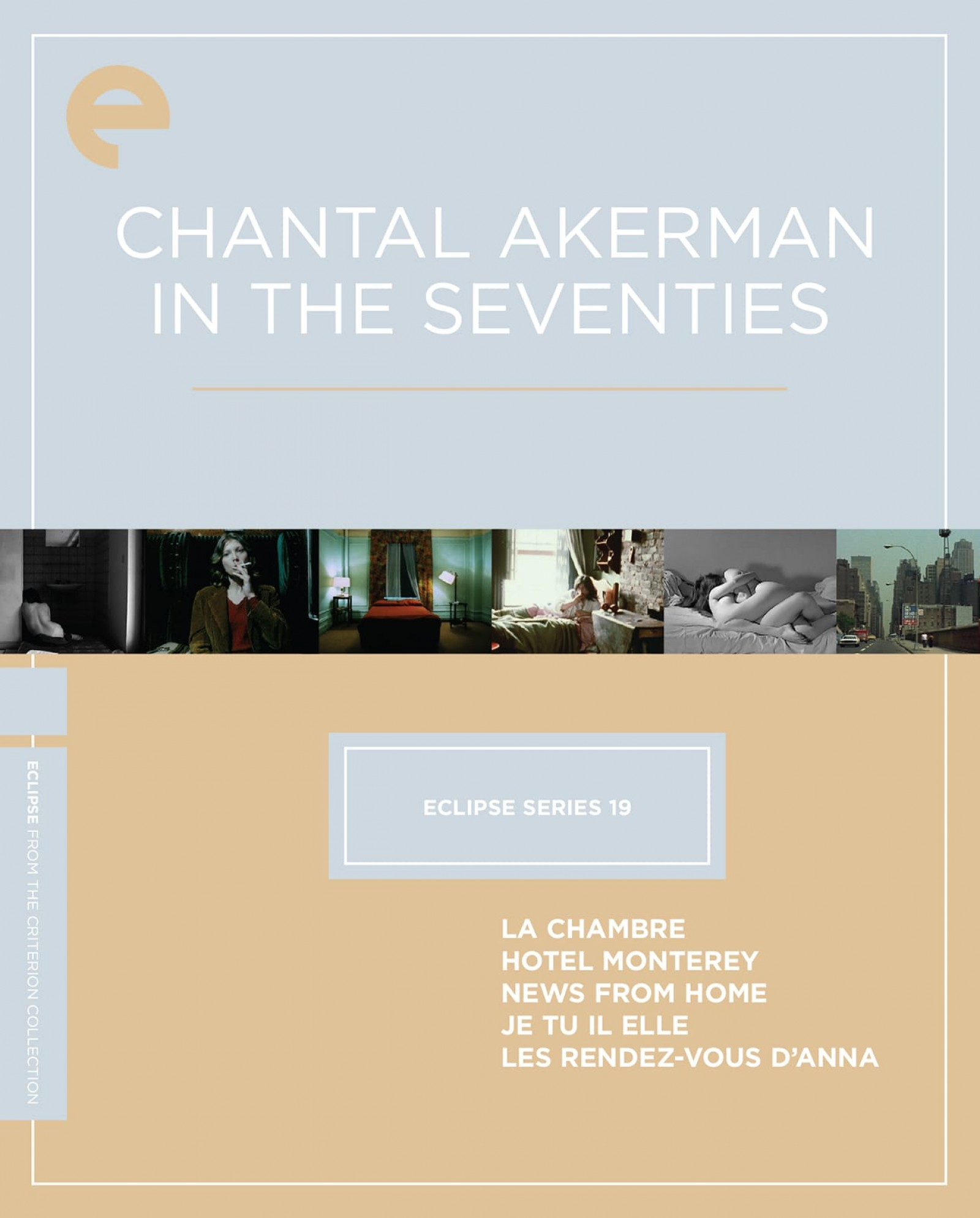 Eclipse Series 19: Chantal Akerman in the Seventies