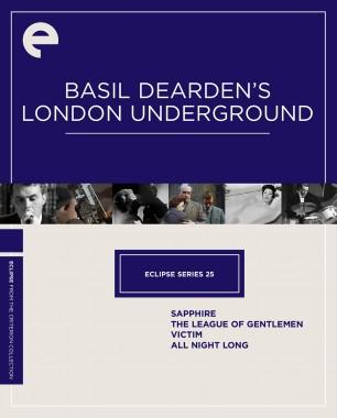 Eclipse Series 25: Basil Dearden's London Underground