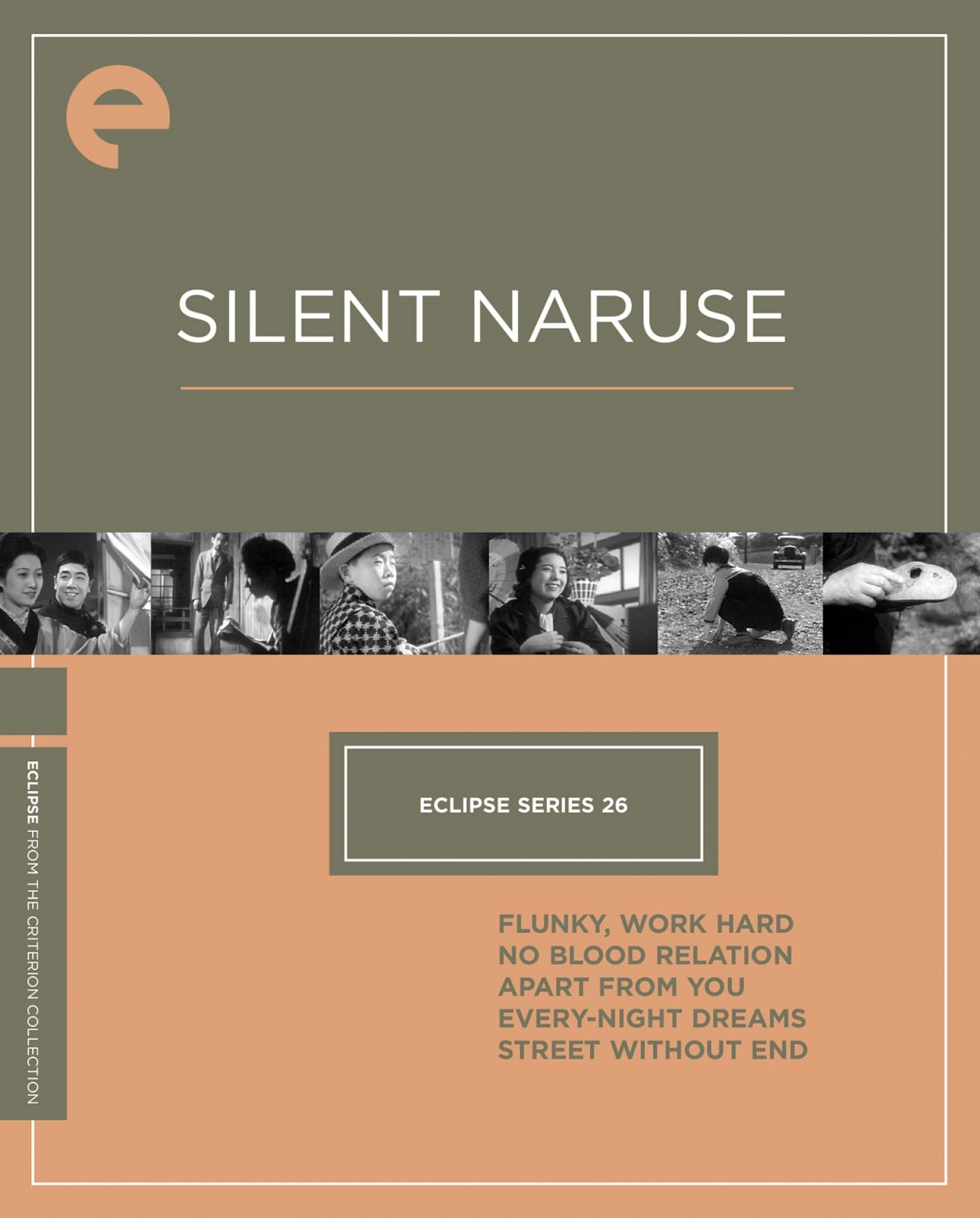 Eclipse Series 26: Silent Naruse