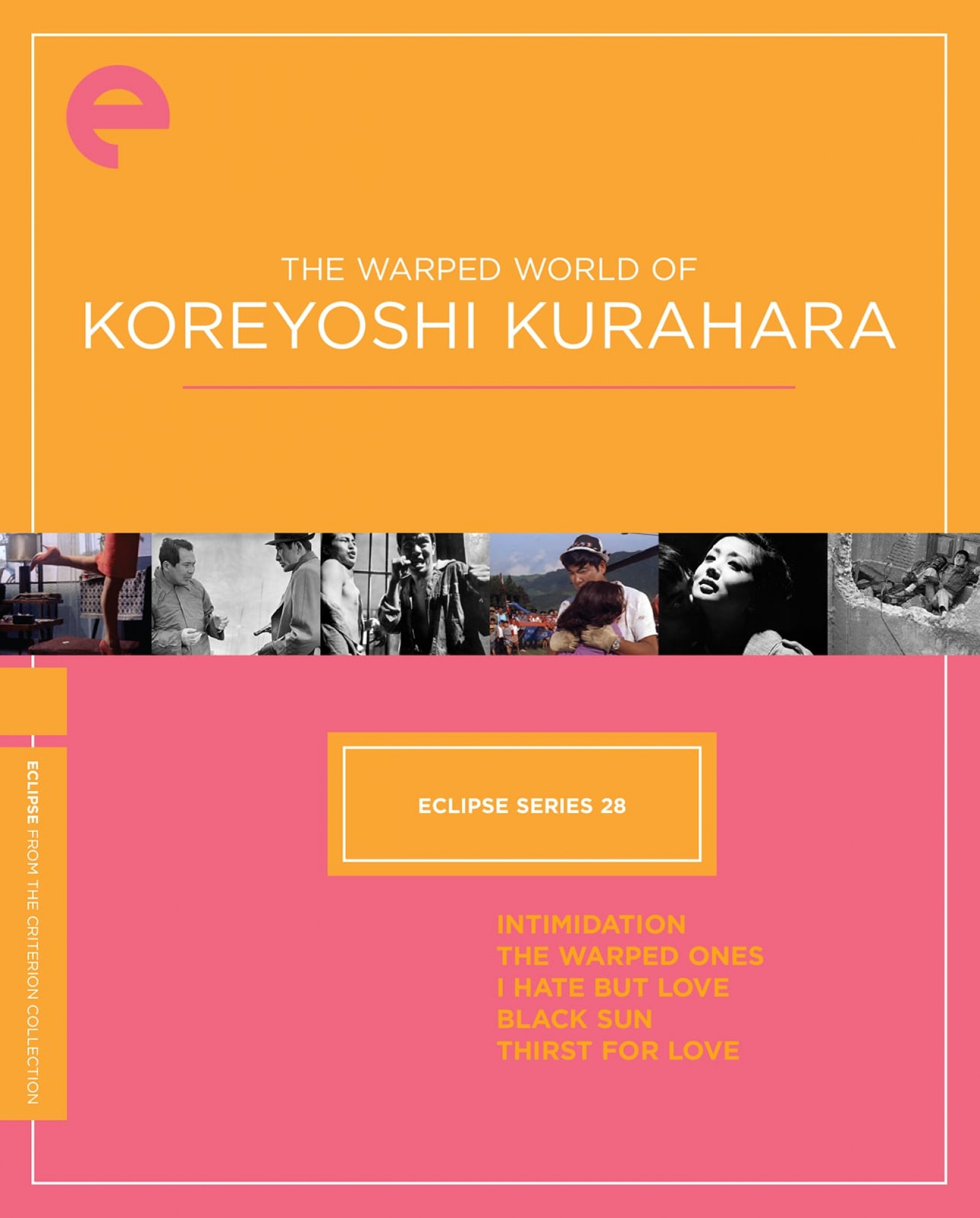 Eclipse Series 28: The Warped World of Koreyoshi Kurahara
