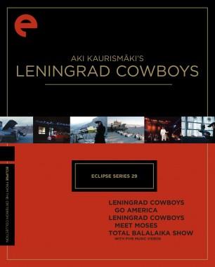 Eclipse Series 29: Aki Kaurismäki's Leningrad Cowboys