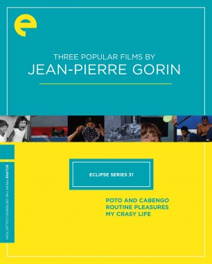 Eclipse Series 31: Three Popular Films by Jean-Pierre Gorin