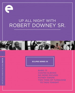 Eclipse Series 33: Up All Night with Robert Downey Sr.
