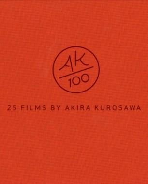 AK 100: 25 Films by Akira Kurosawa