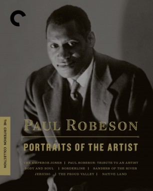 Paul Robeson: Portraits of the Artist