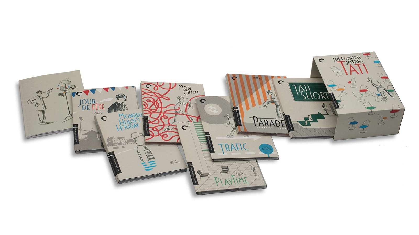 The Complete Jacques Tati