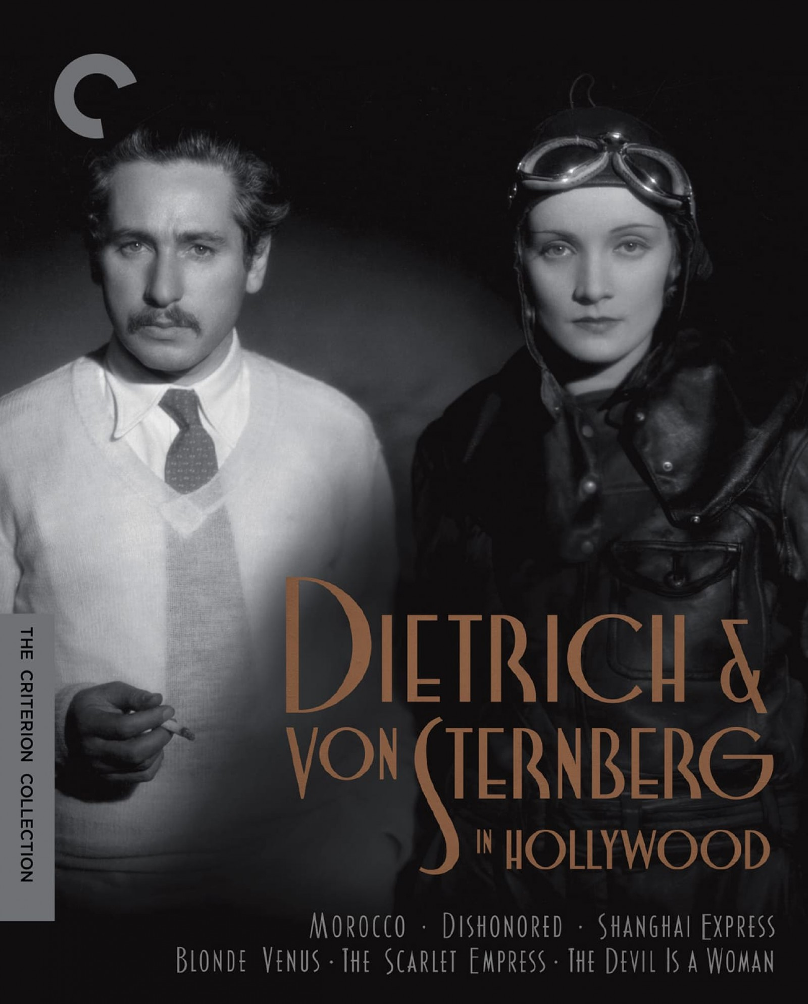 Dietrich & von Sternberg in Hollywood
