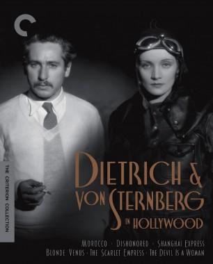 Dietrich & von Sternberg in Hollywood
