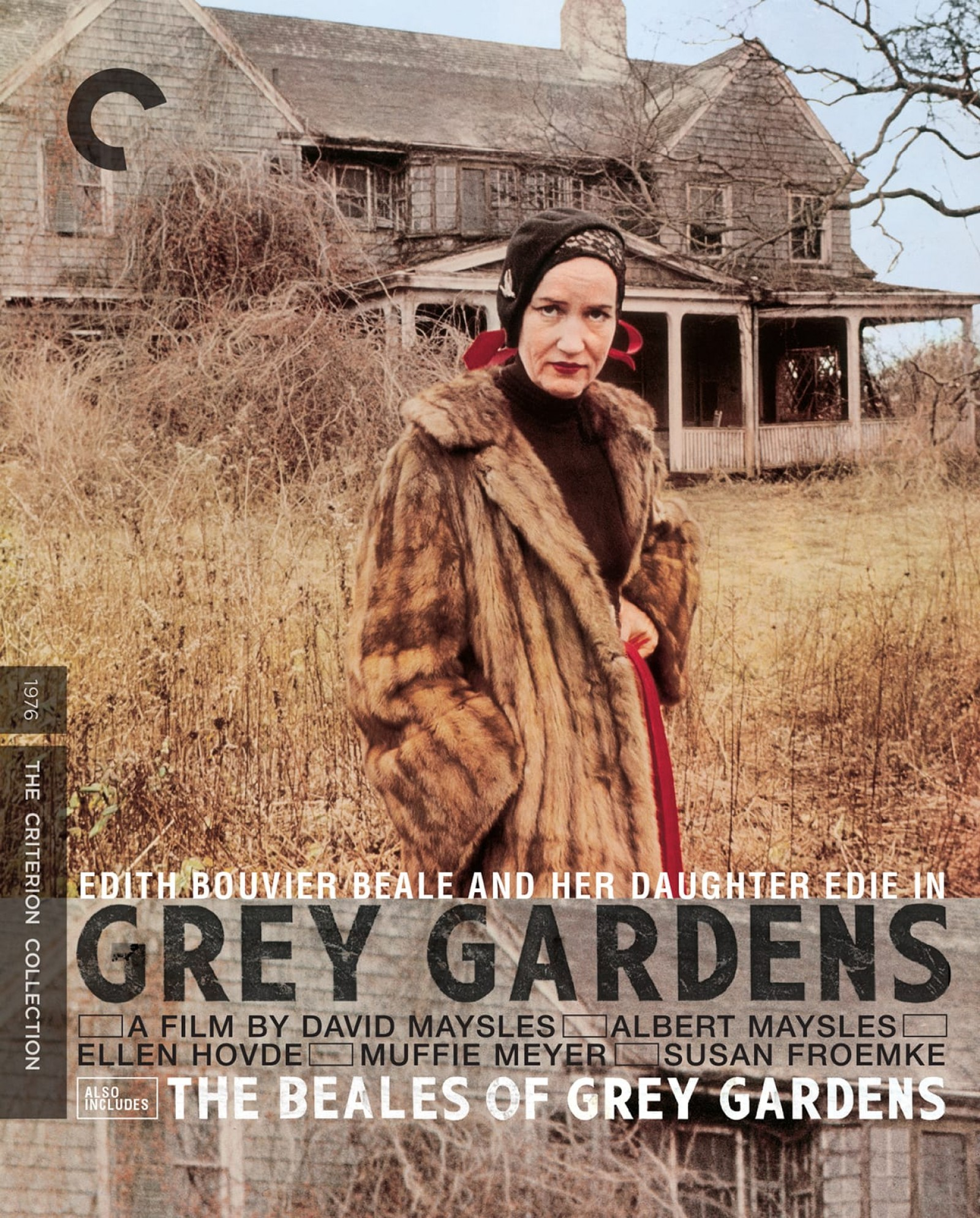 Grey Gardens The Beales of Grey Gardens Box Set