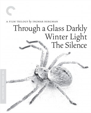 A Film Trilogy by Ingmar Bergman