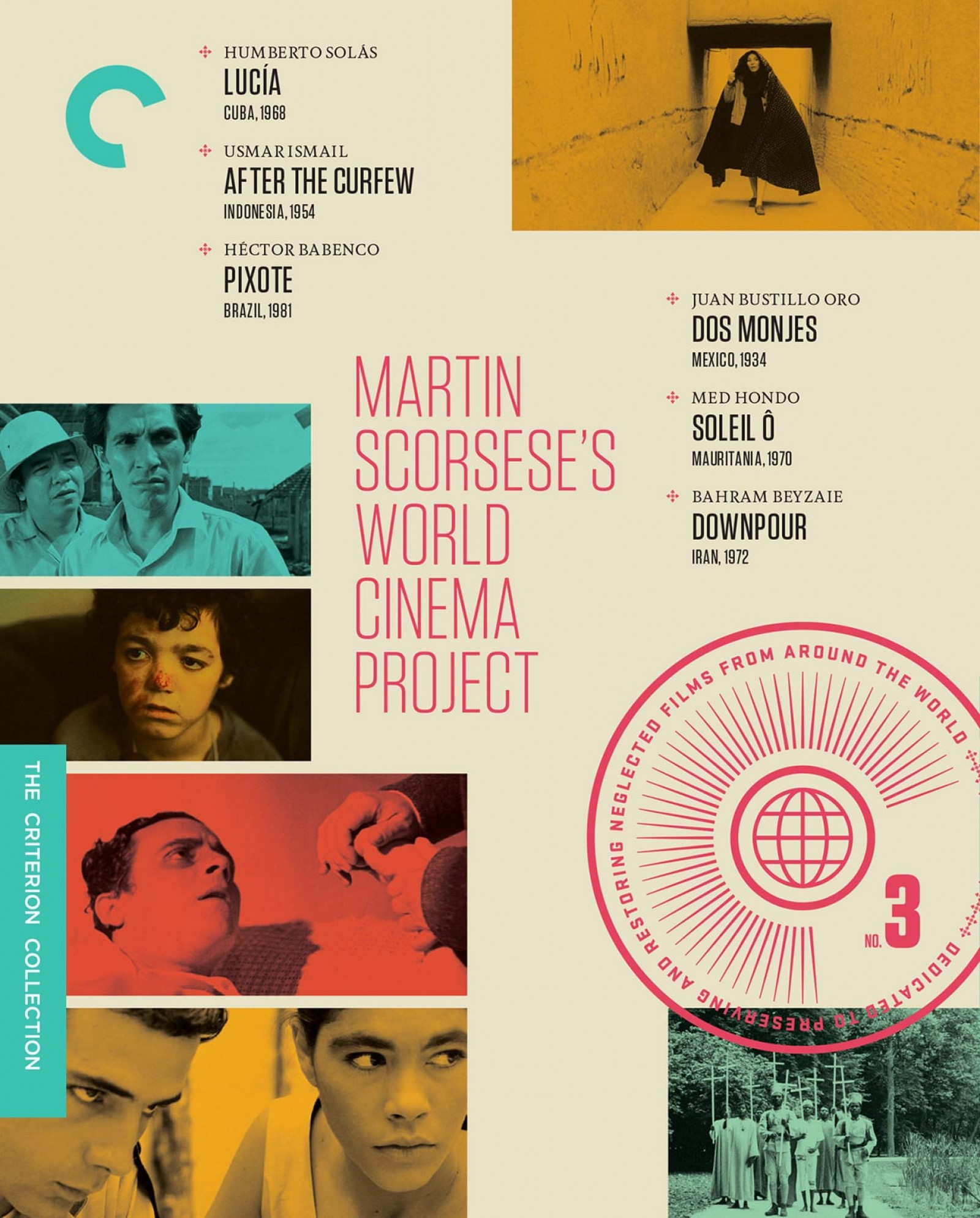 Martin Scorsese's World Cinema Project No. 3