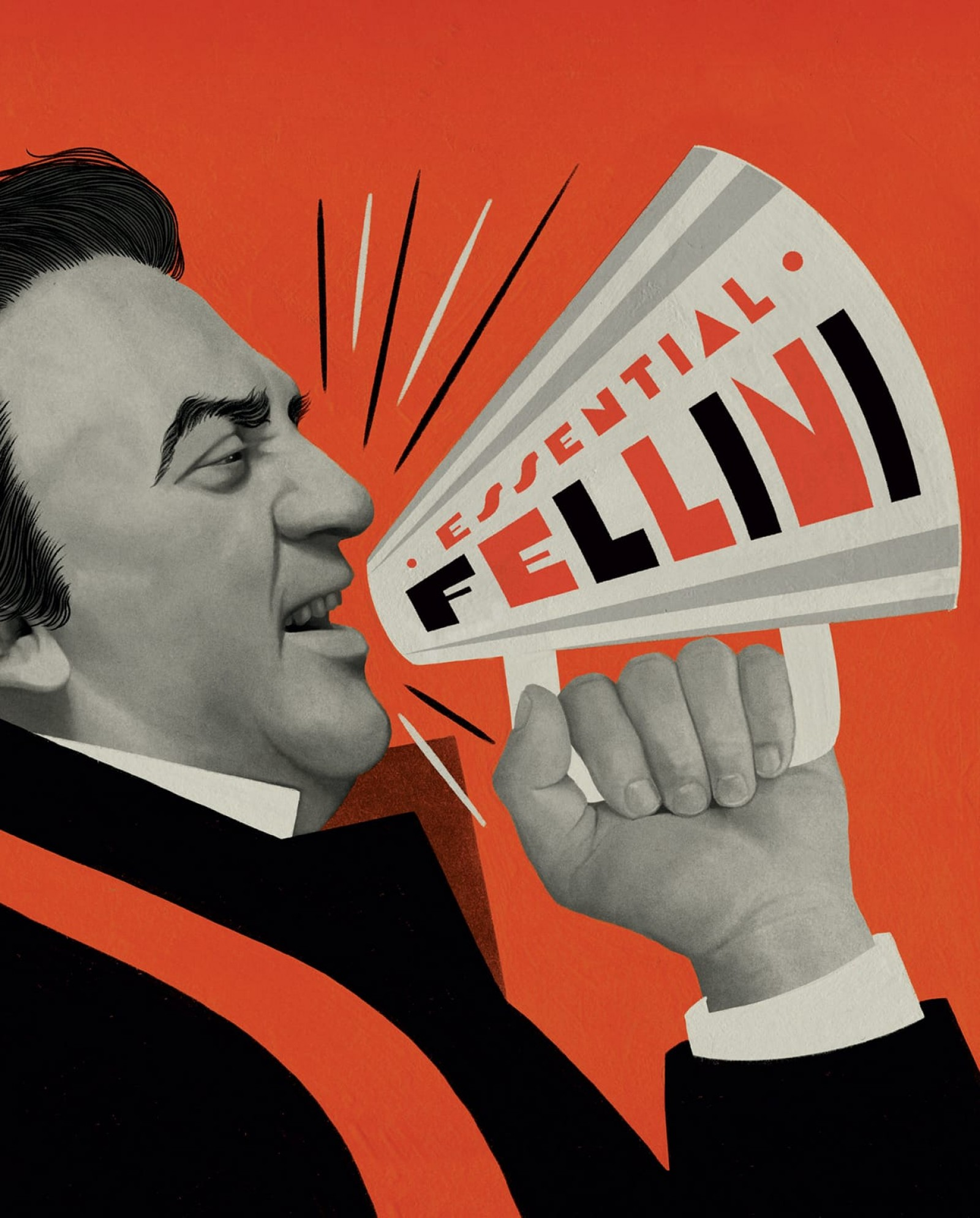 Essential Fellini | The Criterion Collection
