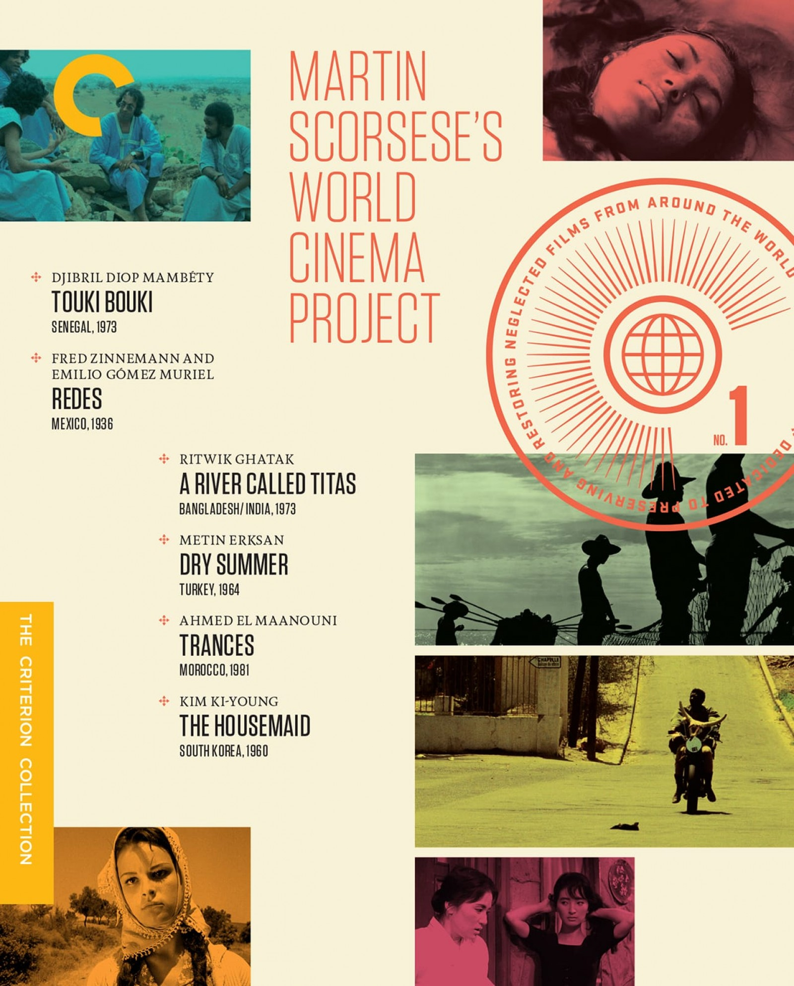 Martin Scorsese's World Cinema Project