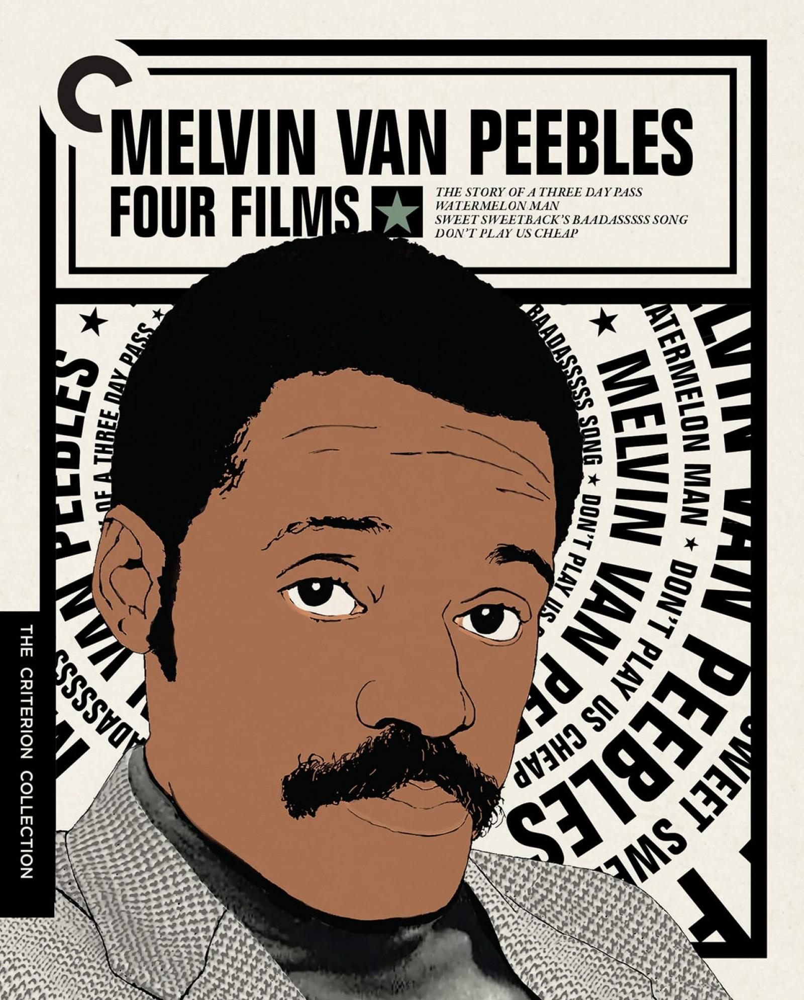 Melvin Van Peebles: Four Films | The Criterion Collection