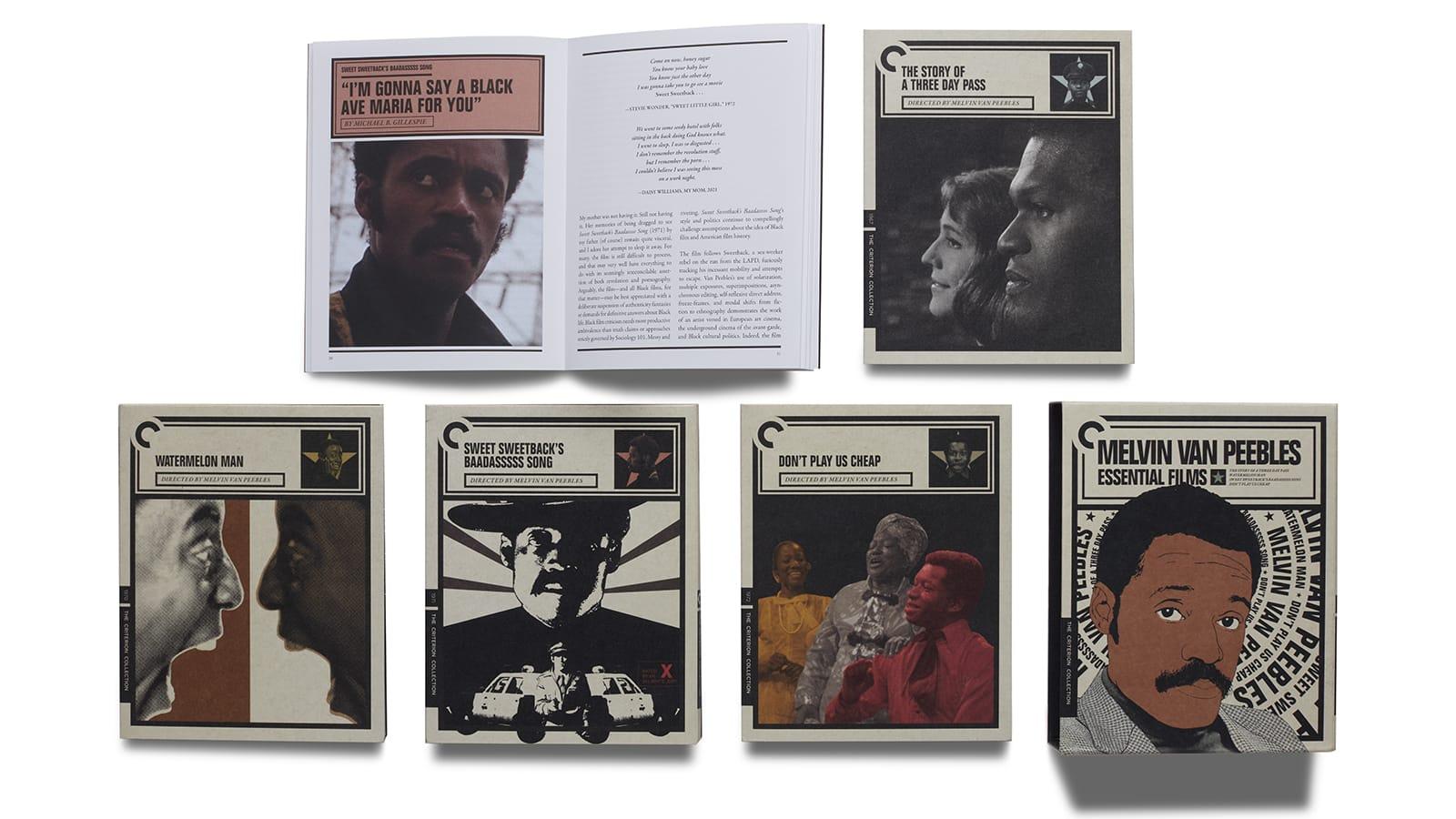 Melvin Van Peebles: Essential Films