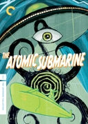 The Atomic Submarine box cover
