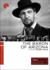 The Baron of Arizona box cover