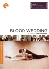 Blood Wedding box cover