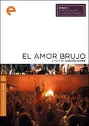 El amor brujo box cover