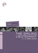 The Smiling Lieutenant box cover