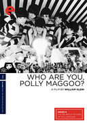Who Are You, Polly Maggoo? box cover