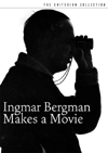 Ingmar Bergman Makes a Movie box cover