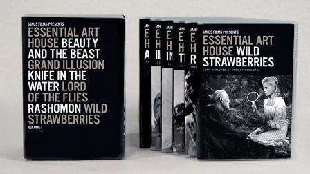 Essential Art House, Volume I