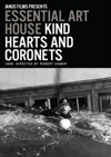 Kind Hearts and Coronets box cover