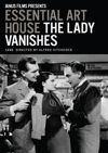 The Lady Vanishes box cover