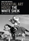 The White Sheik box cover