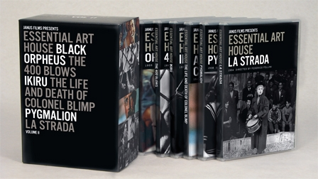Essential Art House, Volume II