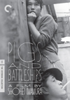 Pigs and Battleships box cover
