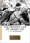 The Private Life of Henry VIII box cover
