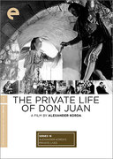The Private Life of Don Juan box cover