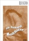 Au hasard Balthazar box cover