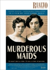 Murderous Maids box cover