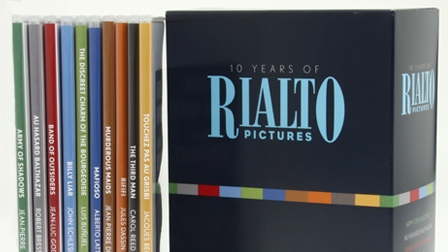 10 Years of Rialto Pictures